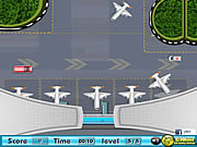 Juega al juego gratis Aircraft Parking 2