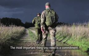Watch free video Estonian Special Forces Selection