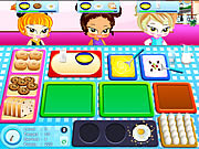 Breakfast Time game