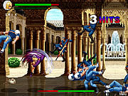 Juega al juego gratis KOF Fighting