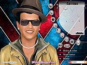 Bruno Mars Makeover game