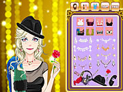 Femme Fatale Make Up Game game