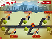 The Ningotiators game