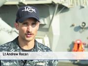 Watch free video US leads drill at Sea