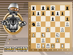 Robo Chess game