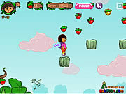 Juega al juego gratis Dora - Strawberry World