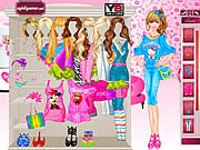 Barbie Girl Style game