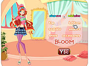 Bloom Style game