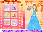 Play Romantic Fall Wedding game