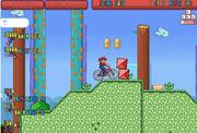 Mario BMX Ultimate game