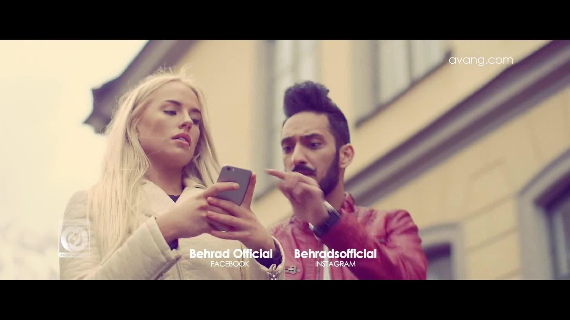 Xem hoạt hình miễn phí Behrad - Asheghetam Official Music Video