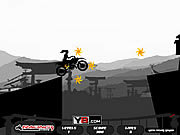 Ninja Bike Stunts game