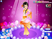 Dancing Chinese Princessゲーム