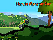 Naruto Monster Car game
