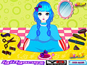 Juega al juego gratis Hair Salon Game