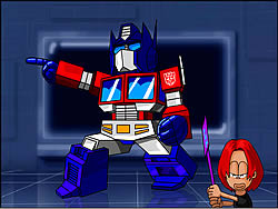 Watch free video Transformers: Robots in Disguise