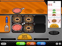 Papa's Taco Mia! game