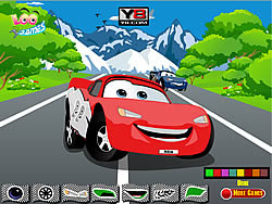 Lightning McQueen game