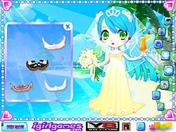 Chơi trò chơi miễn phí Pretty Little Bride