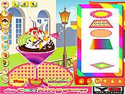 Juega al juego gratis Strawberry Ice Cream