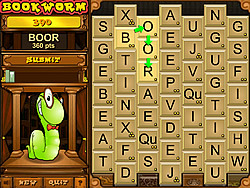 Bookworm Web Official game
