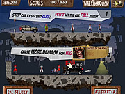 שחקו במשחק בחינם Zombie Smasher