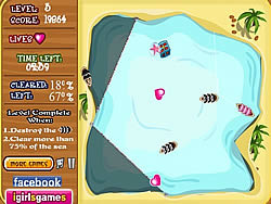 King Pirate's Treasure game