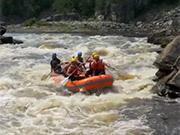 Whitewater Rafting in Canada