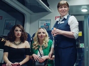 Watch free video Irn-Bru Commercial: Train