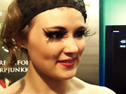 Watch free video Creating Couture Style From Junk