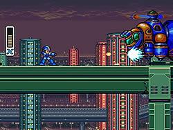 Mega Man X (1994) game