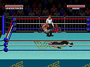 WWF Super WrestleMania (1992) game