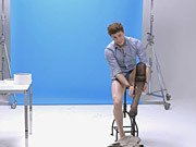Watch free video Tampax Commercial: Men Proof