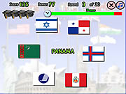 Juega al juego gratis Flags of the World