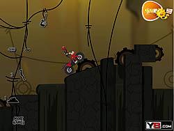 Crazy ATV Stunts game
