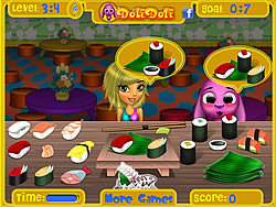 Sisi's Sushi Bar game