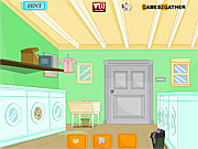 Gathe Escape-Laundry House game