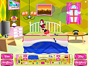 Juega al juego gratis Sarah Bedroom Decor