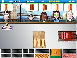 Hotdog Hotshot Game game