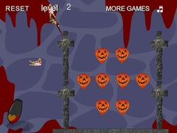 Zombie Cannon: Halloween game