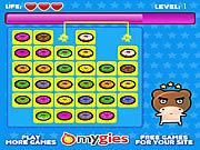 Donut Link game