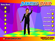 Dancing Blair Miniclipゲーム
