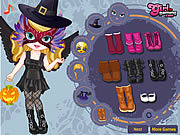 Juega al juego gratis Halloween Costume Shopping