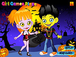 Creepy Zombie Love game