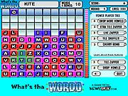 Wordo game