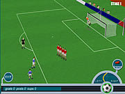 Game Roby Baggio Magical Kicks