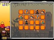 Halloween Memory لعبة