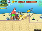 Patrick Cheese Bike game