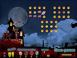 Angry Skeleton game