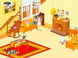 Kid's Living Room Decor game